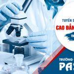 Tuyển sinh Liên thông Cao đẳng Xét nghiệm TPHCM tháng 7/2021