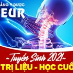 Tuyển sinh lớp Cao đẳng Vật lý trị liệu TPHCM tháng 8/2021 học T7 & CN