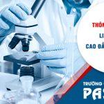 Thông tin hồ sơ liên thông Cao đẳng Xét nghiệm TPHCM năm 2021